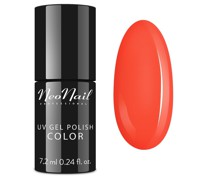 UV Farblack Nagel-Make-up Nagellack 7.2 ml Rot