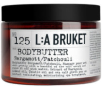 350 ml  No.125 Body Butter Bergamot/Patchouli Körperbutter