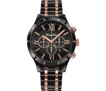 -Uhren Analog Quarz Schwarz 32001348