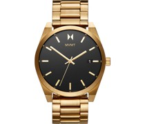 -Uhren Analog Quarz Gold 32014821
