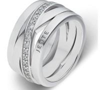 Silver-Damenring 925er Silber 43 Zirkonia 61 32003932