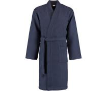 Bademantel Kimono Easy Men navy blue - 488