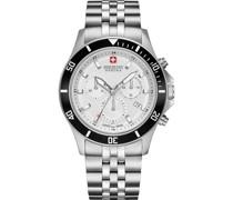 -Uhren Analog Quarz Weiß 32011590