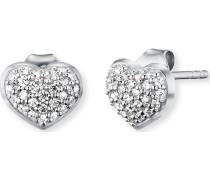 -Ohrstecker 925er Silber Zirkonia One Size 87576337
