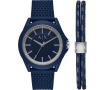 -Uhren Analog Quarz One Size Silikon 87972984