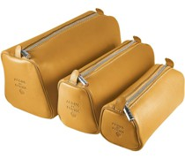 Cylindrical Beauty Zip Case