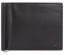 Pascal Geldbörse Leder 11 cm