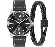 -Uhren-Sets Analog Quarz One Size 88332032uhren