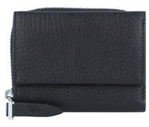 Pure Geldbörse Leder 10 cm