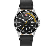 -Uhren Analog Quarz Schwarz 32011591