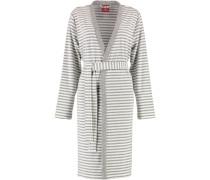 Bademantel Kimono 3712 silber - 70
