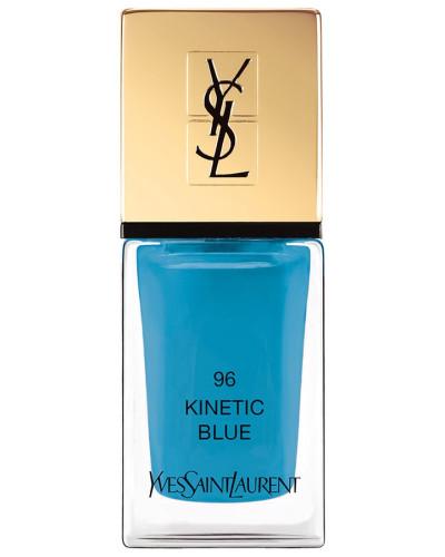 Nr. 96 - Kinetic Blue Nagellack 10ml