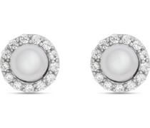 -Ohrstecker 925er Silber 26 Zirkon One Size 87686078