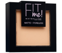 Nr. 120 - Classic Ivory Fit Me Matte + Poreless Powder Puder 9g