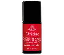 8 ml 84 - Cherry Lady Striplac Nagelgel