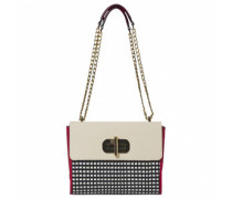Tommy Hilfiger Turn Lock Crossover Woven Tasche