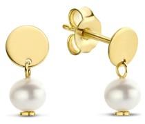 Belleville Ohrringe - 585 Gold / 14 Karat