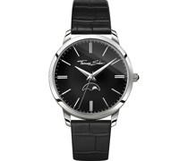 -Uhren Analog Quarz One Size Leder 87559564
