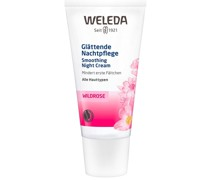 Wildrose Glättende Nachtpflege Anti-Aging-Gesichtspflege 30.0 ml