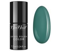 UV Farblack Nagel-Make-up Nagellack 7.2 ml Blaugrün