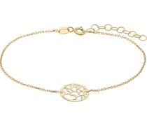 -Armband 375er Gelbgold One Size 87093034