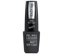 Gel Nail Lacquer Nagel-Make-up Nagellack 6ml Schwarz