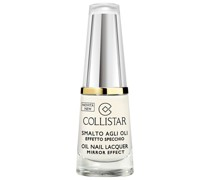 Oil Nail Lacquer Mirror Effect Nagellack 6.0 ml Weiss