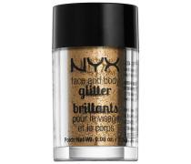 2.5 g Bronze Face & Body Glitter Lidschatten