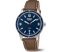 Boccia-Uhren Analog Quarz One Size 88010132