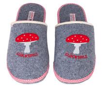 Gr. 42-43 Hausschuhe - Glückspilz Schuhe