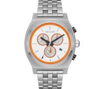 Unisex-Uhren Analog Quarz One Size Kautschuk 87064603