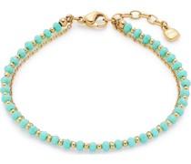 -Armband Peppina Ciao Edelstahl/Glas One Size 87937356