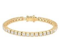 Armband Tennisarmband Trend Zirkonia Kristalle 925 Silber