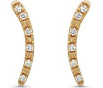 -Ohrstecker 12 Diamant Weißgold 32011810