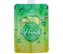 50 ml Smoothie Handgel Avocado-Limette