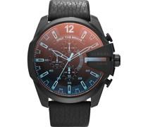 -Uhren Analog Quarz One Size Leder 86435292