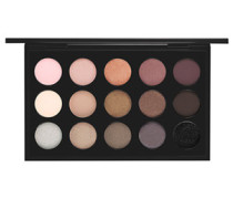 19.5 g  Cool Neutral Eyeshadow Palette x15 Lidschattenpalette
