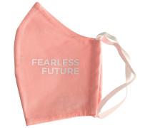 Soft Pink Fearless Future Mundschutz & Maske