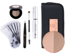 Nr.03 Medium Brown Make-up Set