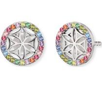 -Ohrstecker 925er Silber Zirkonia One Size 88055748
