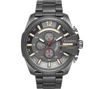-Uhren Analog Quarz One Size Edelstahl 87011232