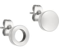 Berlin-Ohrstecker Edelstahl Silber Silber 32001208