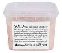 Essential SOLU Sea Salt Scrub Cleanser 250 ml