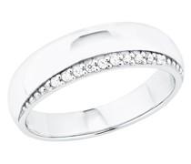 Ring für, Zirkonia, 925 Sterling Silber