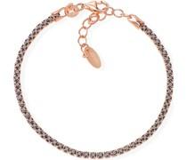 -Armband 925er Silber 58 Zirkonia Schwarz 32015447