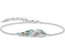 -Armband 925er Silber One Size 87561003