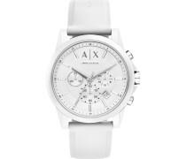 Uhren Analog Quarz Weiß 32012585