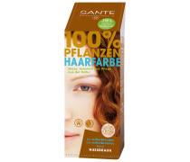 100 g  Nussbraun Pulver Haarfarbe