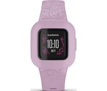 Unisex-Smartwatch Digital Akku Blau 32015559