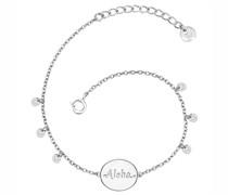Armband Aloha Sterling Silber silber